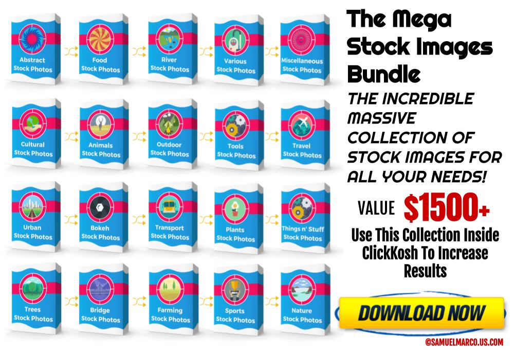 The Mega Stock Bundle