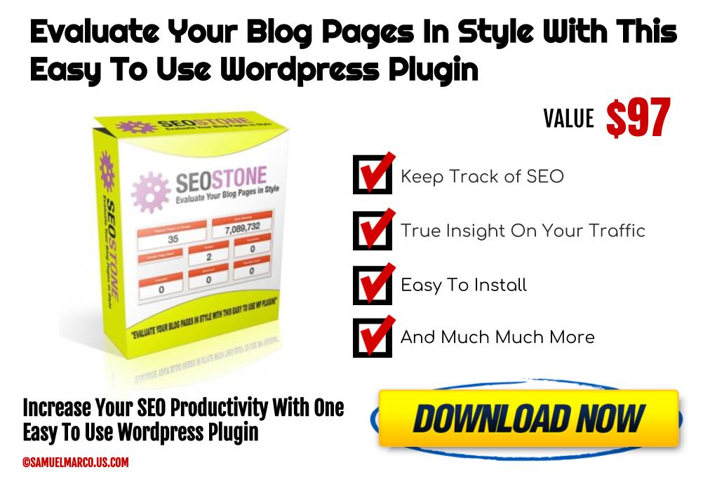 SEO Stone WP Plugin