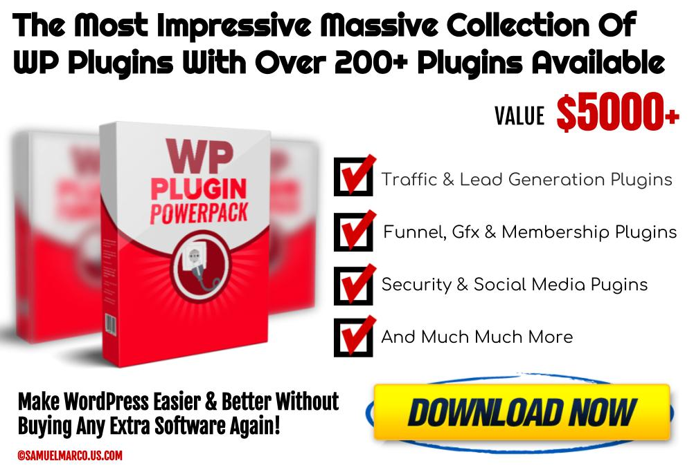 WP Plugins Power Pack